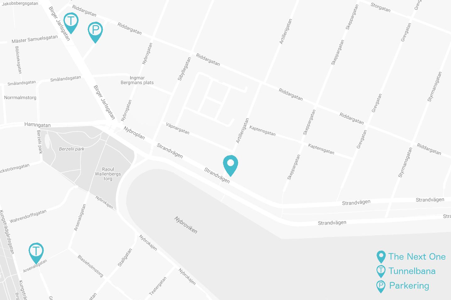 Strandvägen 7A, 114 56 Stockholm